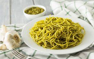 spaghetti-al-pesto