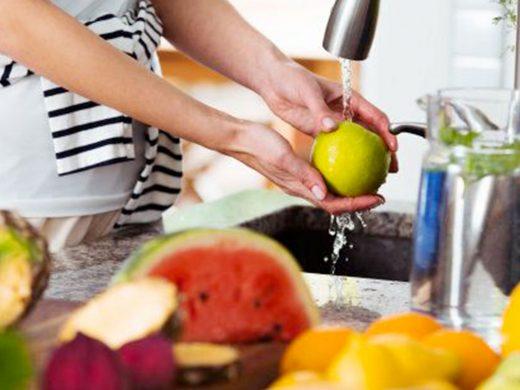 lavare-frutta